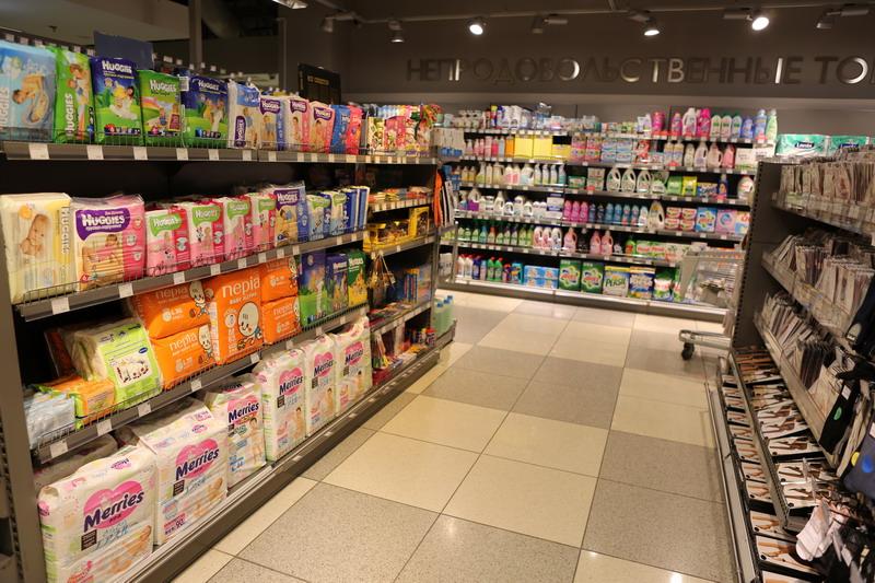 Секция «Молочные продукты»