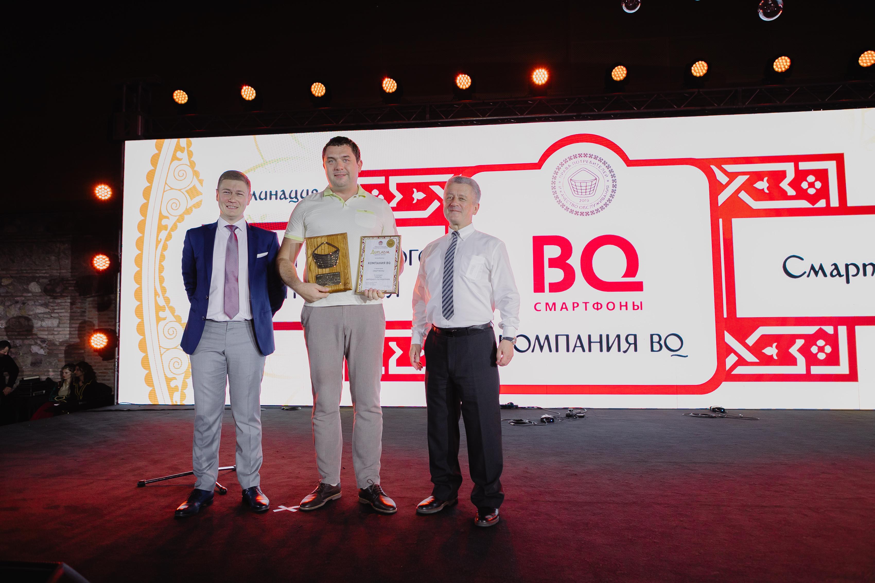 Владимир Пузанов, компания BQ