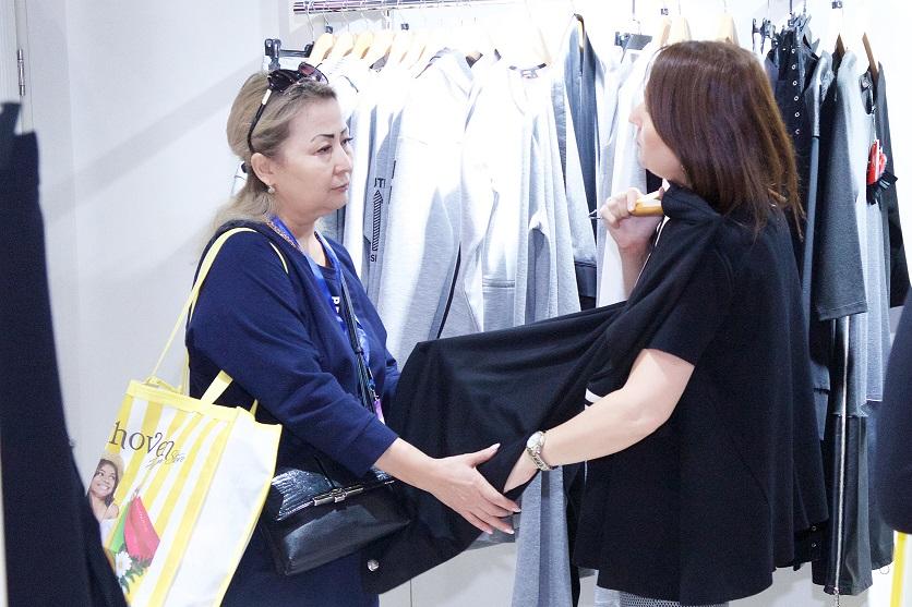 23-я Международная выставка моды Central Asia Fashion Spring-2019 ... 41ab7b7f8ba