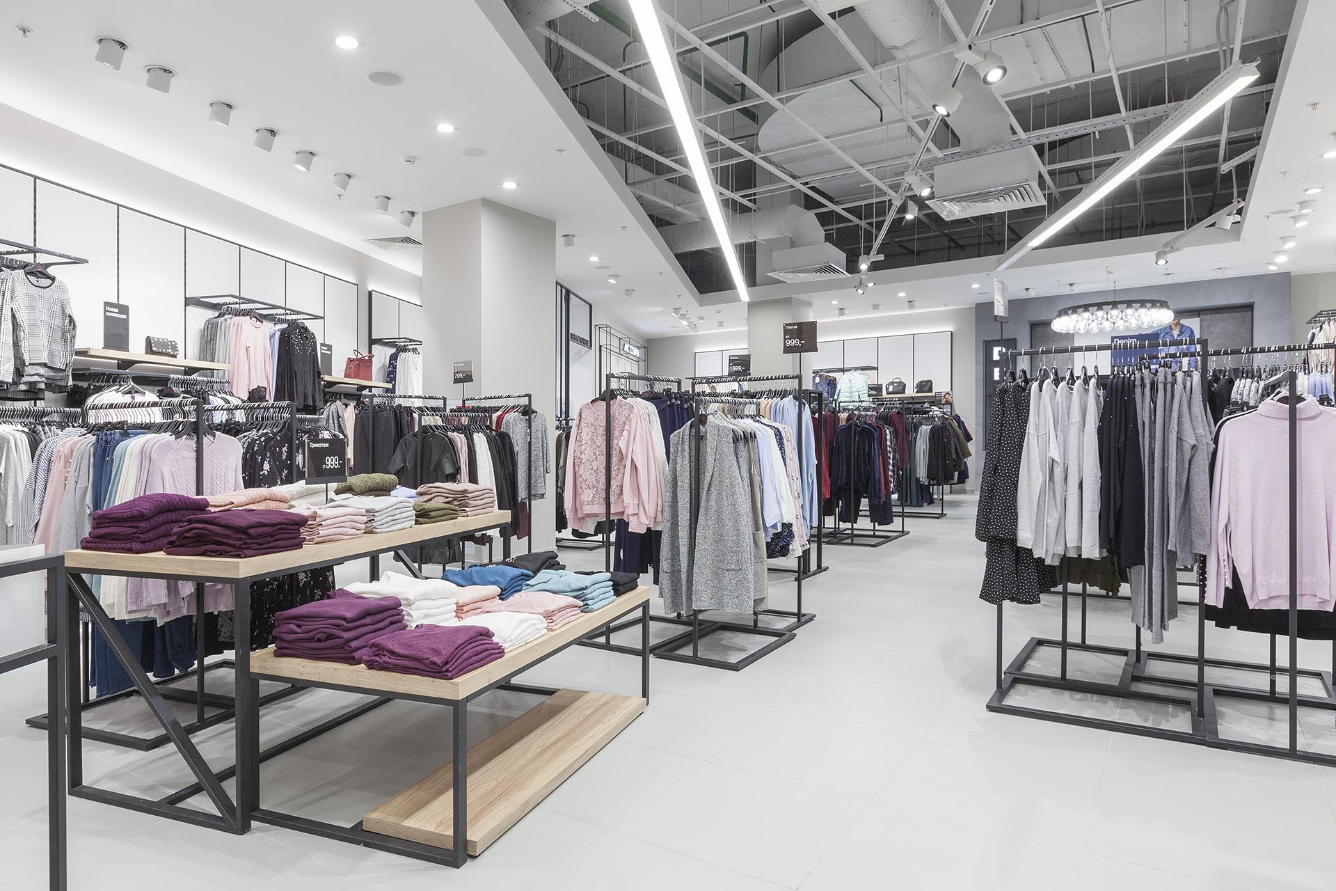 899da2d3070b Zolla открывает магазины в новом архитектурном концепте | Retail.ru