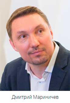 Дмитрий Мариничев, представитель Уполномоченного при Президенте РФ по защите прав предпринимателей в сфере интернета