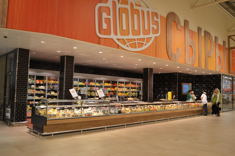 Глобус» пришел в Котельники   Retail.ru b3e53bf5602