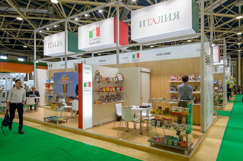 Товарооборот между Россией и Италией растет