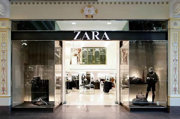 Чистая прибыль владельца Zara подросла  на10% вследующем году