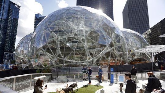 Amazon откроет вторую штаб-квартиру вСША, вложит внее $5 млрд