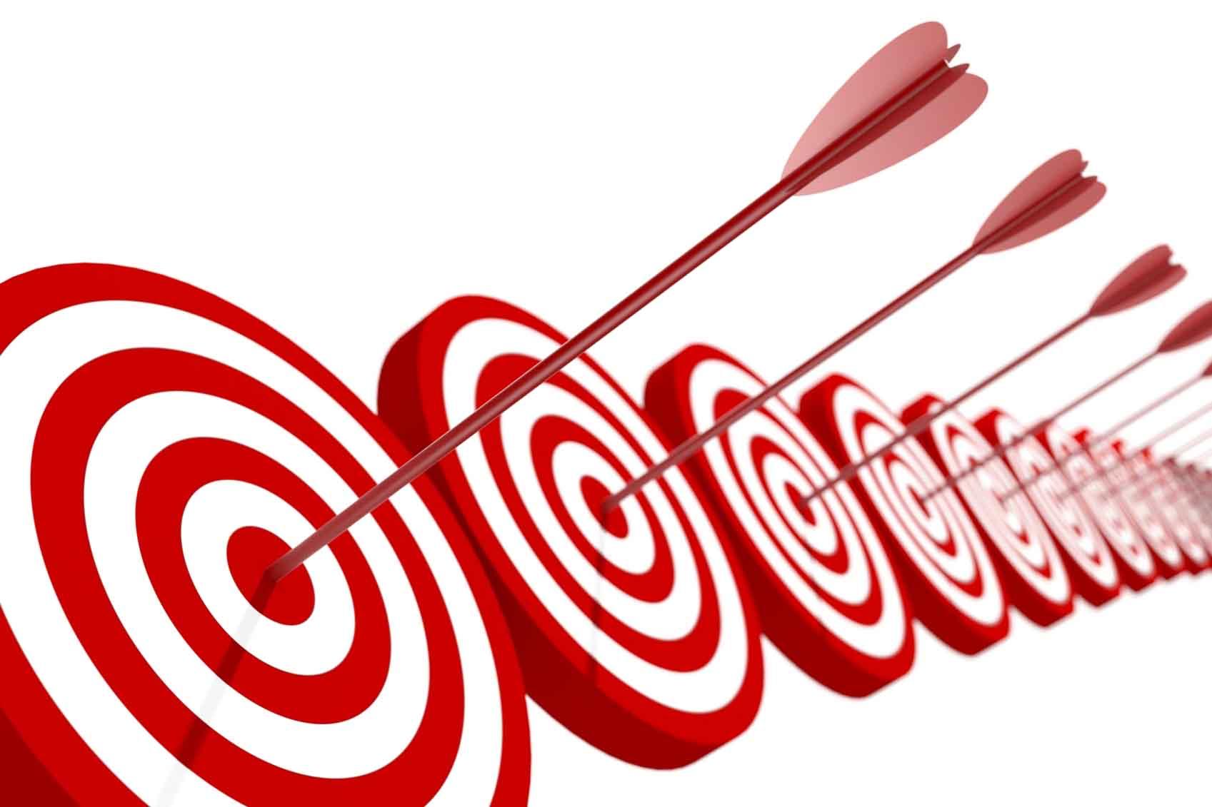 В голове начали формироваться общие бизнес-цели