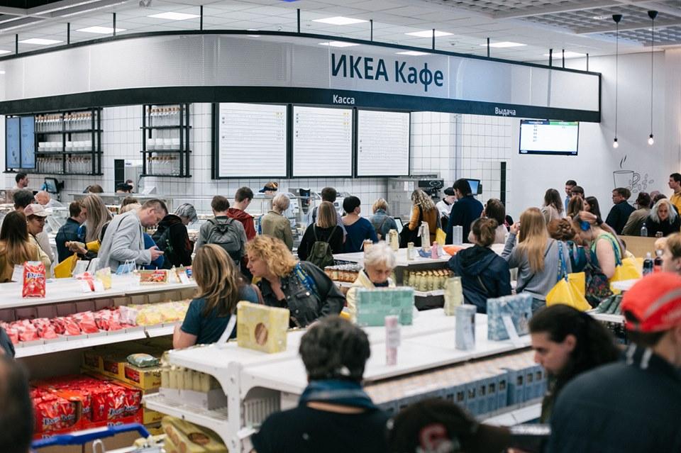 Ресторан в магазине: истории успеха