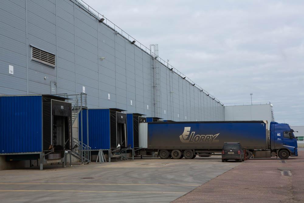 IKEA показала свой самый большой склад | Retail.ru