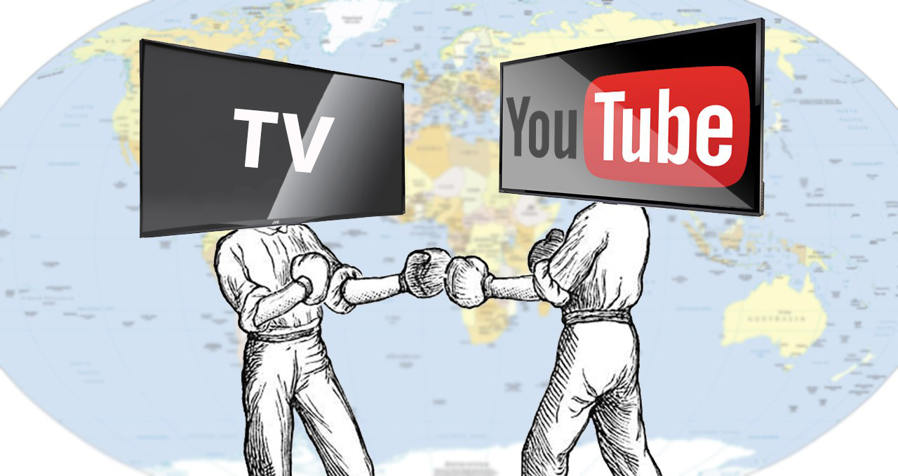 ТВ vs Youtube