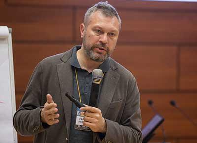 Директор по развитию франчайзинговой сети «Хороший выбор» Сергей Леонов