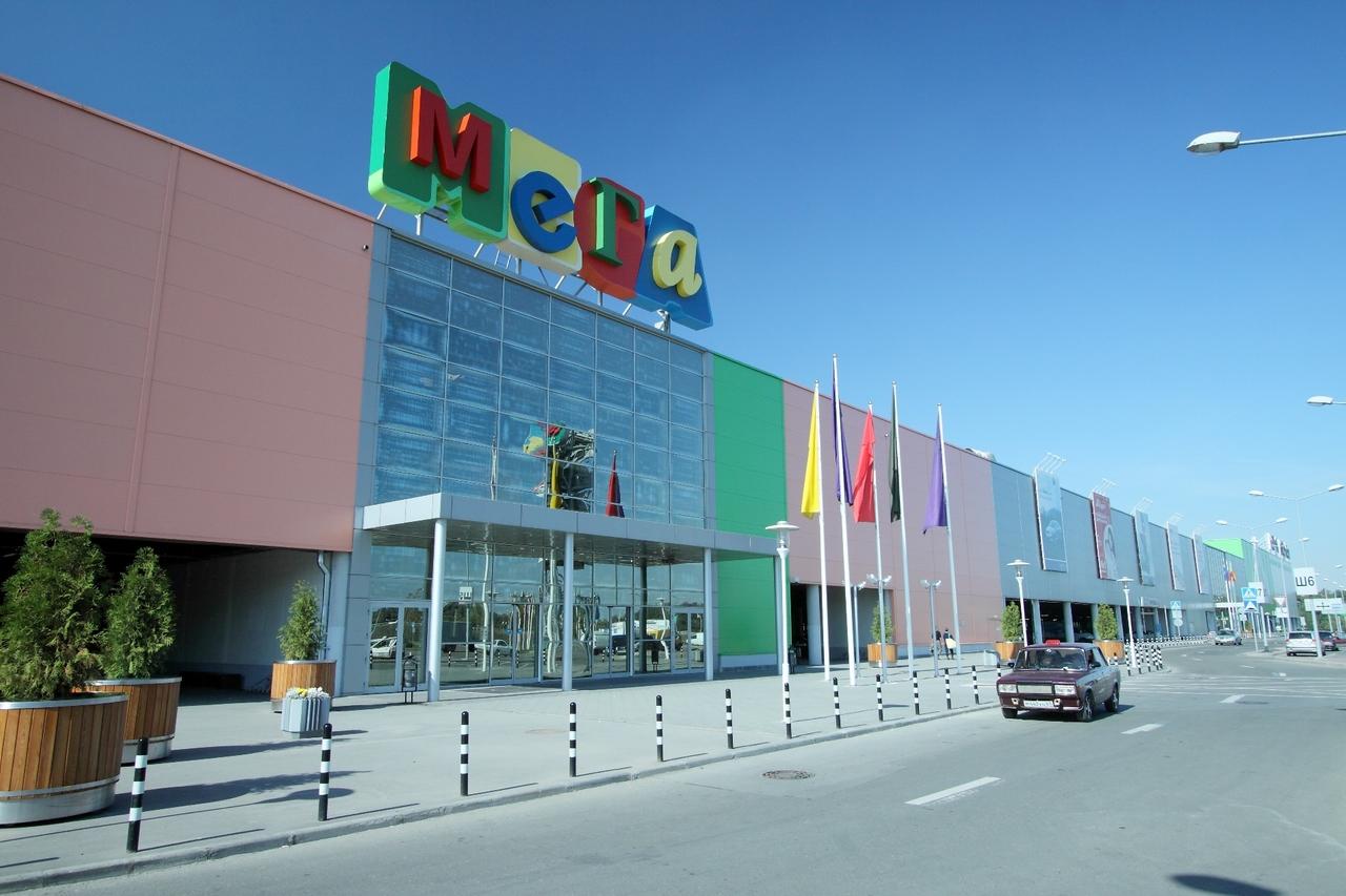 IKEA желает построить встолице 3 новых торговых центра «Мега»