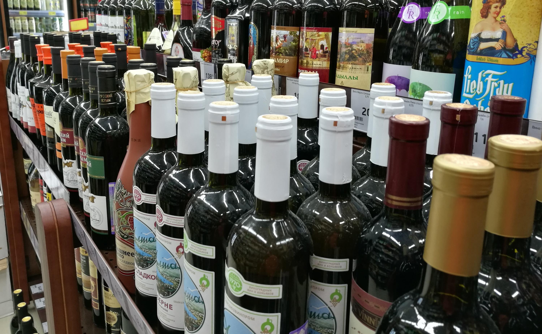 Акцизы на алкогольную продукцию