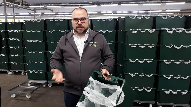 Денис Васильев, директор по электронной коммерции «Перекрестка»