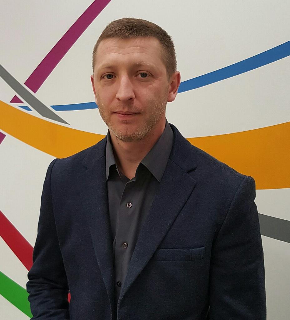 Василий Ахлупкин, территориальный менеджер