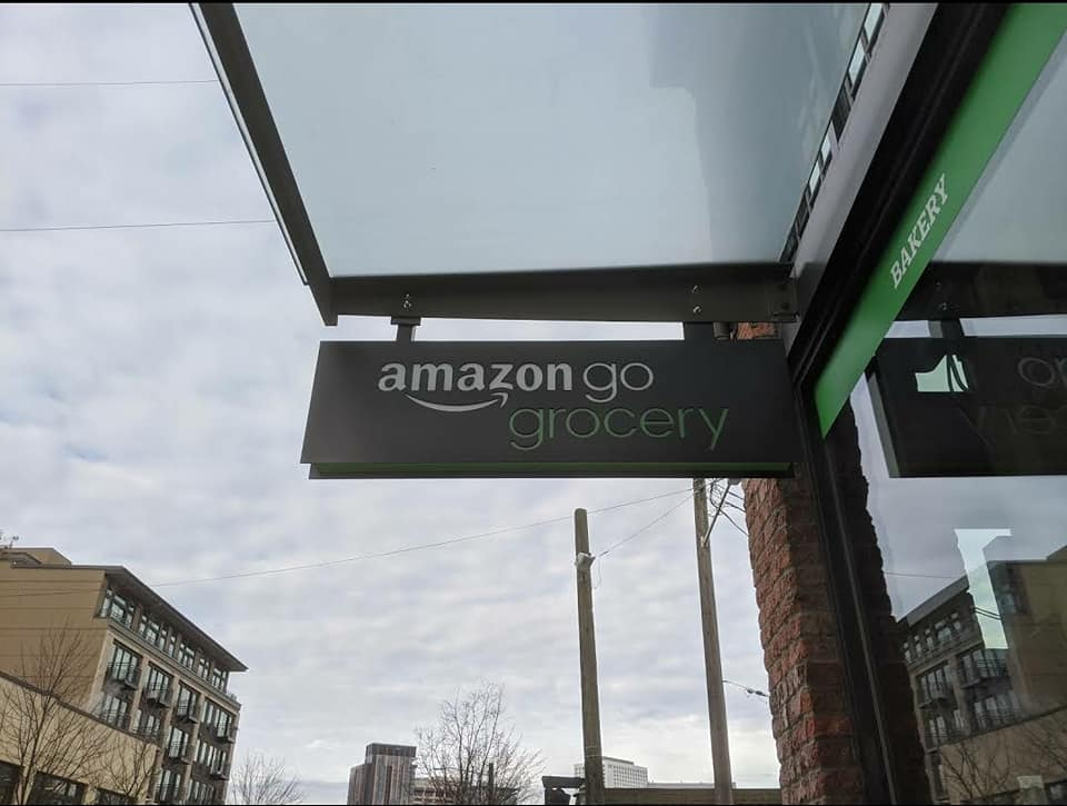 Amazon Go Grocery, facebook