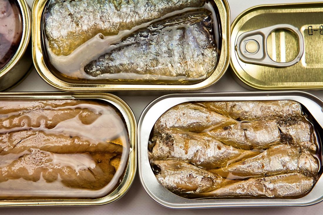 какую консервированную рыбу можно при диете