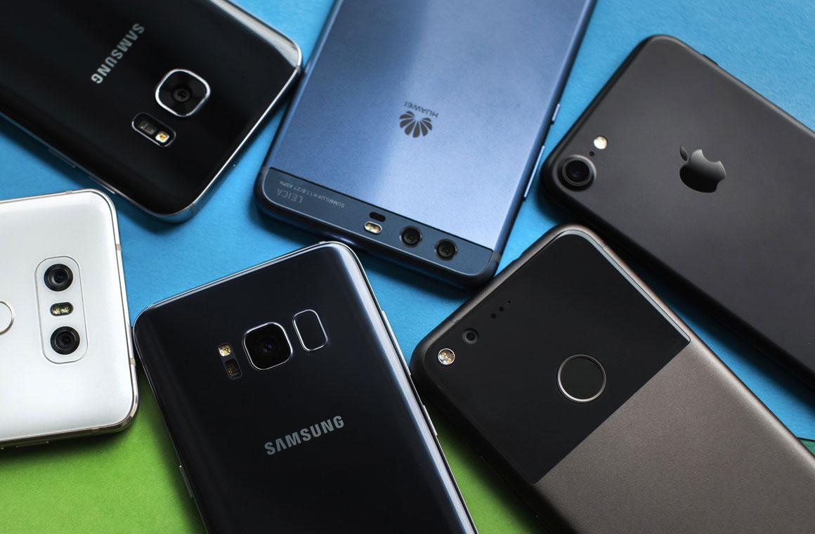 Названы лучшие смартфоны по версии Роскачества и ICRT