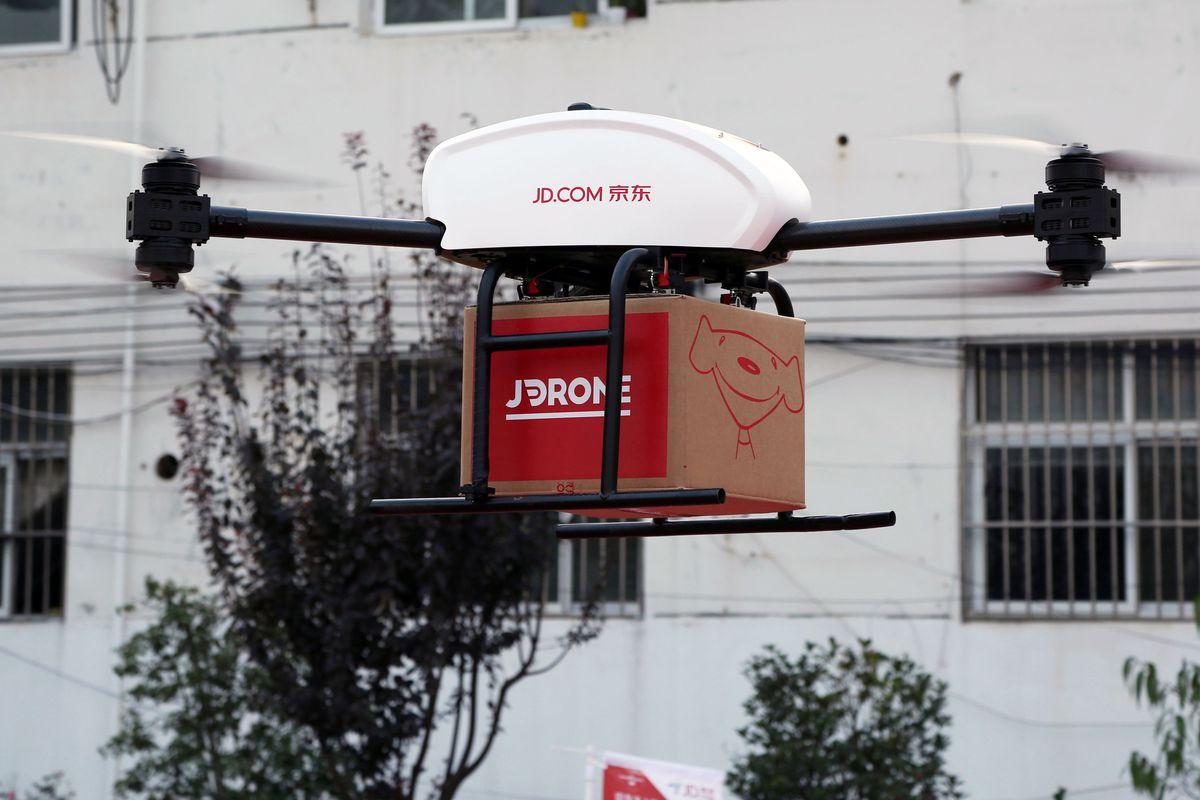 Дроны носят тонны и другие технологии будущего