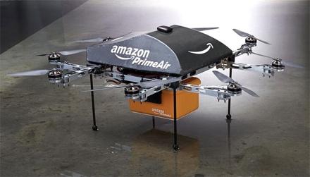 Amazon запаковывает интегрированный парашют втранспортную этикетку
