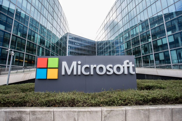 Microsoft разработает систему для магазинов без касс