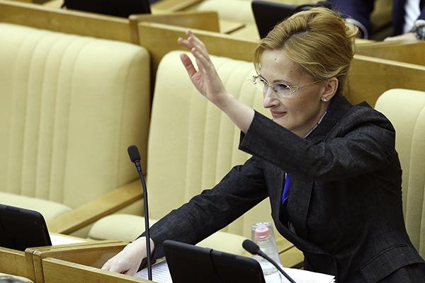 Торговые сети отказались обговаривать новые положения закона оторговле— Ирина Яровая
