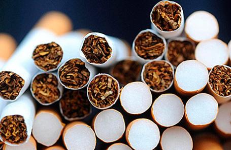 В Российской Федерации нелегальные сигареты реализуются в любом восьмом магазине