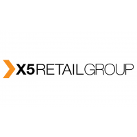 Логотип X5 Retail Group